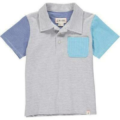 Fb Off White Stripe Babyface Boys Shirt BBE20307677