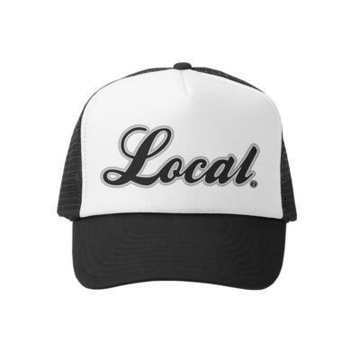 Grom Squad Hat Local-Black