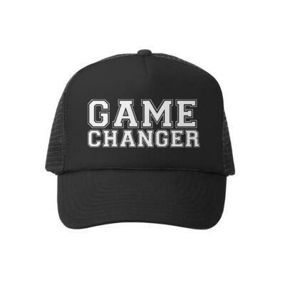 Grom Squad Hat Game Changer-Black