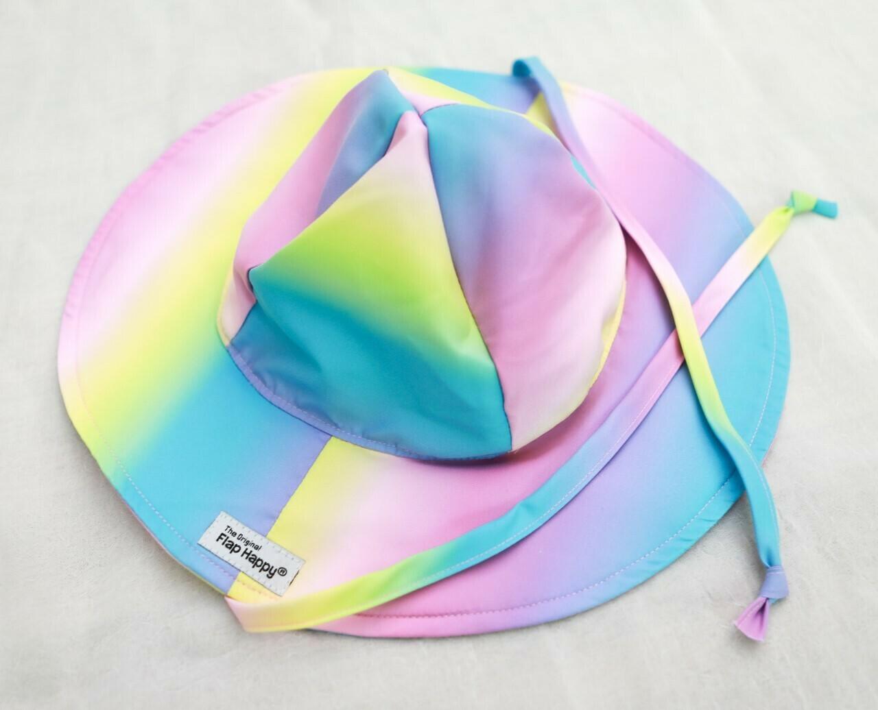Flap Happy Rainbow Floppy Hat