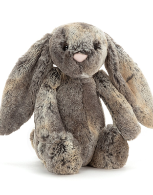 Jellycat Bashful Woodland Bunny Medium 12""