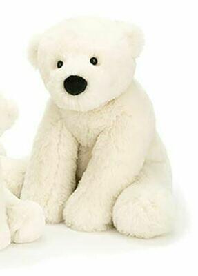 JellyCat Perry Polar Bear Large