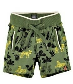 Babyface Boys Sweatshort JUNGLE #0107233
