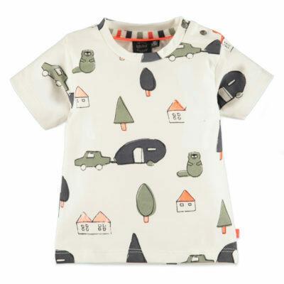 Babyface Boys T-Shirt OFF WHITE 0127609