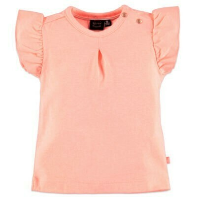 Babyface Girls Top PEACH PINK 0128646