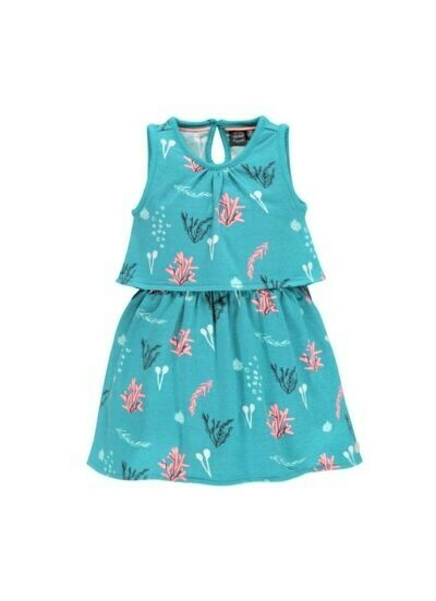 Babyface Girls Dress SEA GREEN 0108744