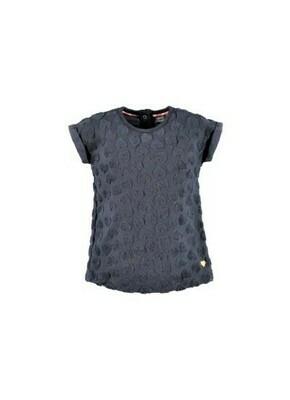Babyface Girls Dress BLUE NAVY 0108706