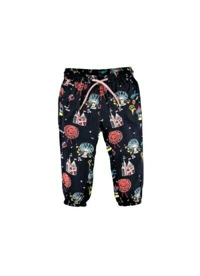Babyface Girls Pants DARK GREY 0108224