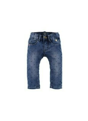 Babyface Girls Jog Jean BLUE DENIM 0108200