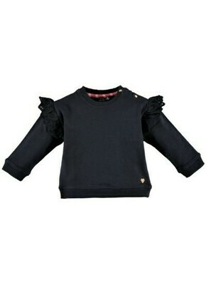 Babyface Girls Top BLUE NAVY 0108404