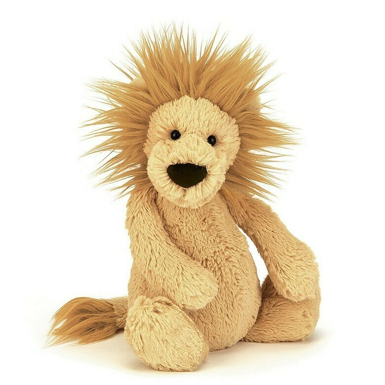 JellyCat Bashful Lion Medium 12""