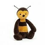 "JellyCat Bashful Bee Medium 12"""
