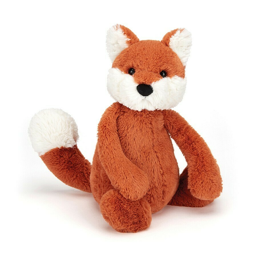 JellyCat Bashful Fox Medium 12""