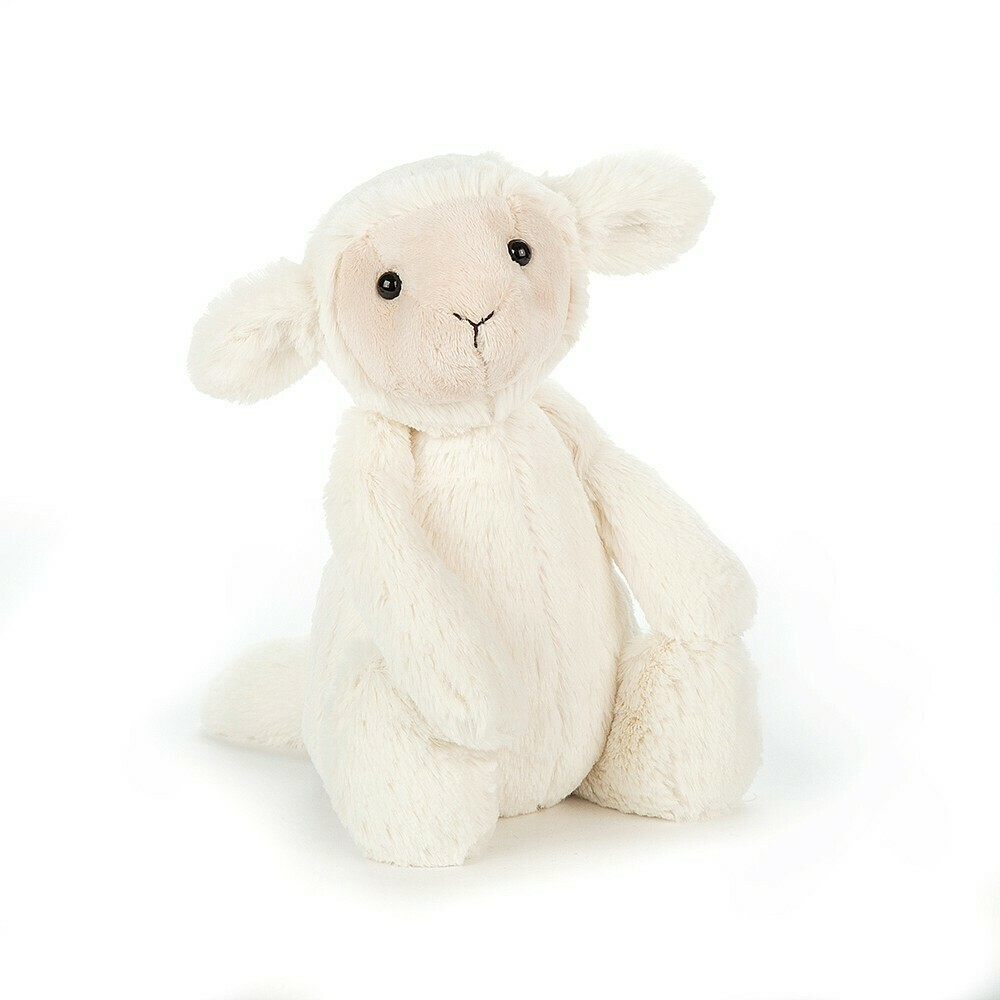 JellyCat Bashful Lamb Medium 12""