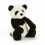 """JellyCat Bashful Panda Cub Medium 12"""""""