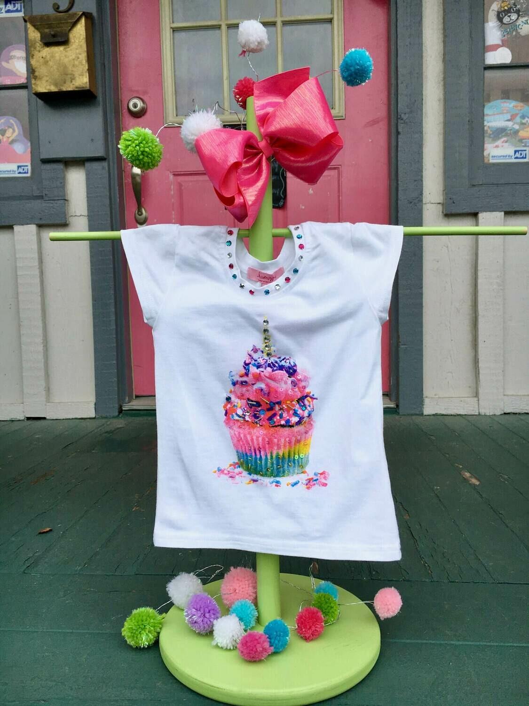 Haven Girl Cupcake Tee 88E703K