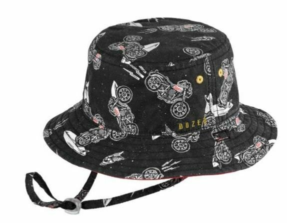 Dozer Bucket Hat 2-5y