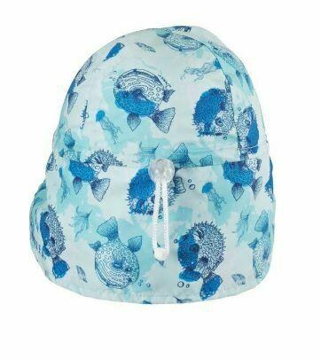 Dozer Legionnaire Pufferfish  Hat