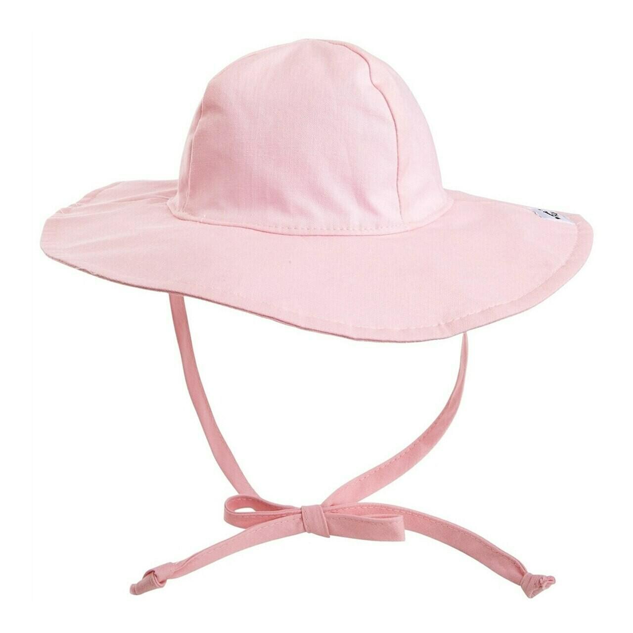 Flap Happy Floppy Hat Pink