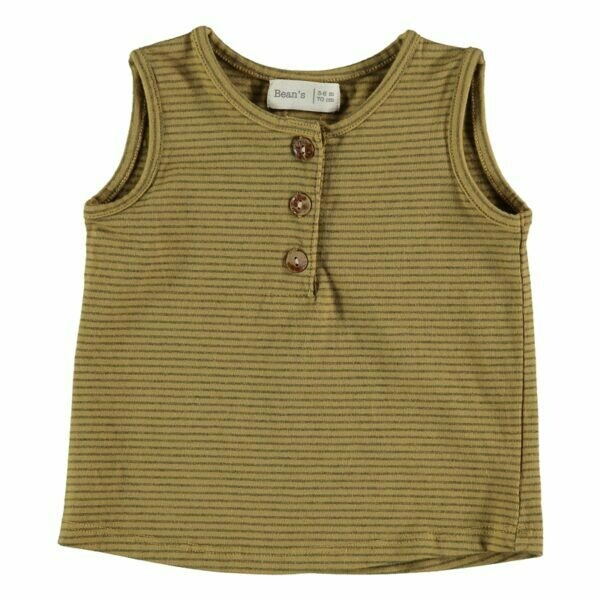 Beans Barcelona Stripped Tank S2064375