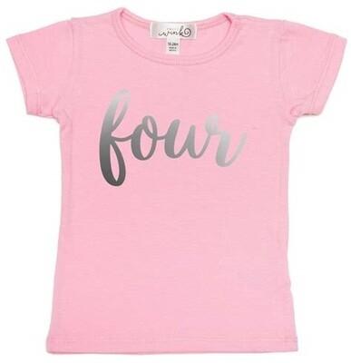 Sweet Wink Four (Girl) S/S Shirt