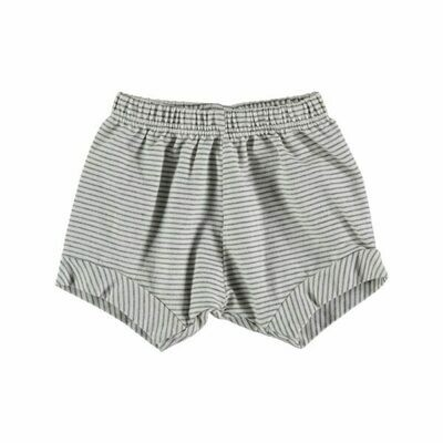 Beans Barcelona Striped Short S2066315