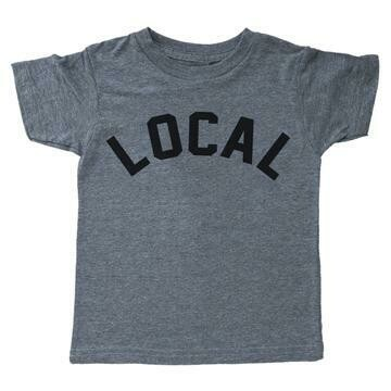 Tiny Whales Local Tee