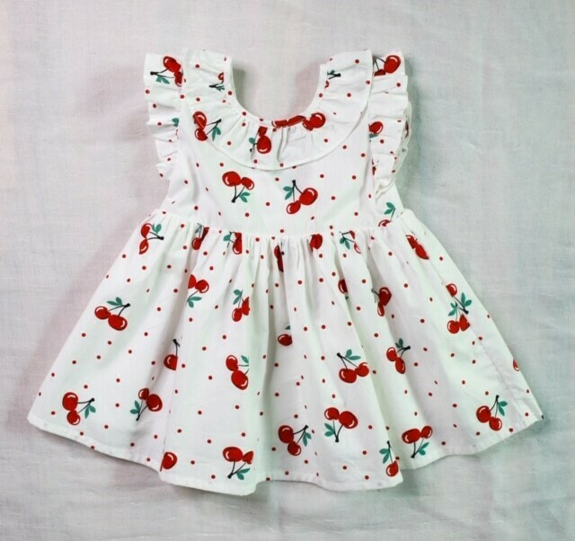 Dress Cherry 20238 Doe A Dear