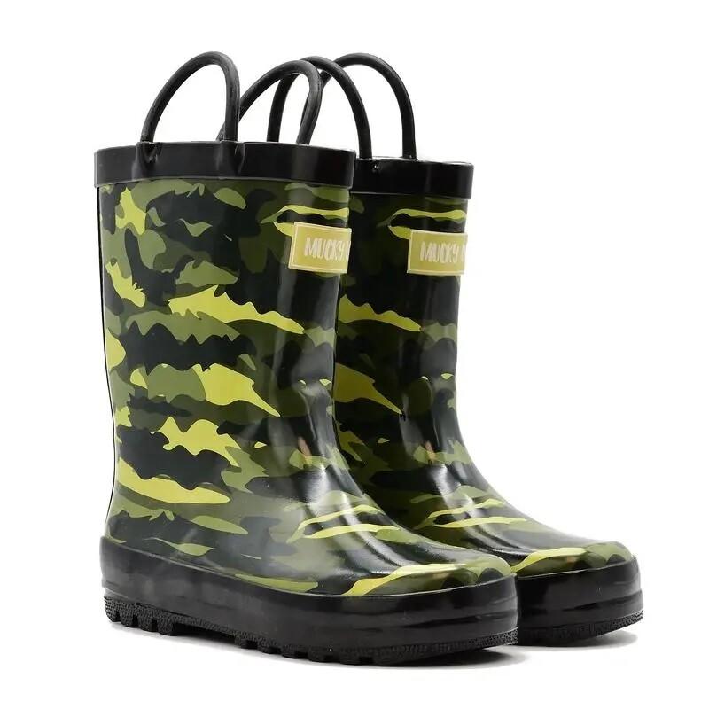 Camo Rain Boot Mucky Wear