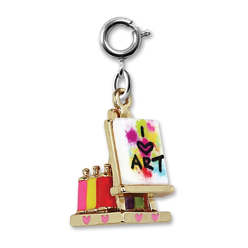 CHARM It I Love Art Charm CICC1029