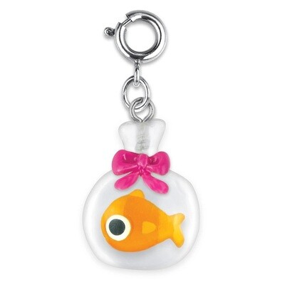 CHARM It Lil' Gold Fish Charm CICC1006