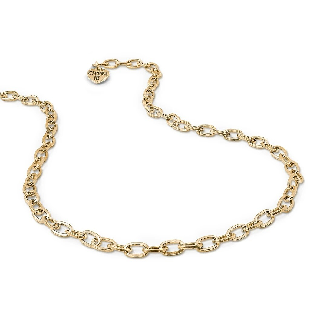 Charm It GOLD Chain Necklace CIN100