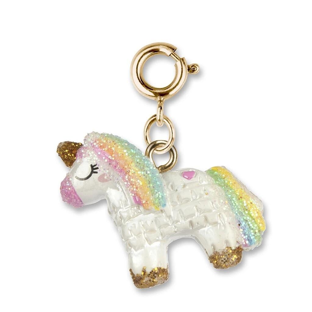 CHARM IT Gold Unicorn Pinata Charm CICC1318