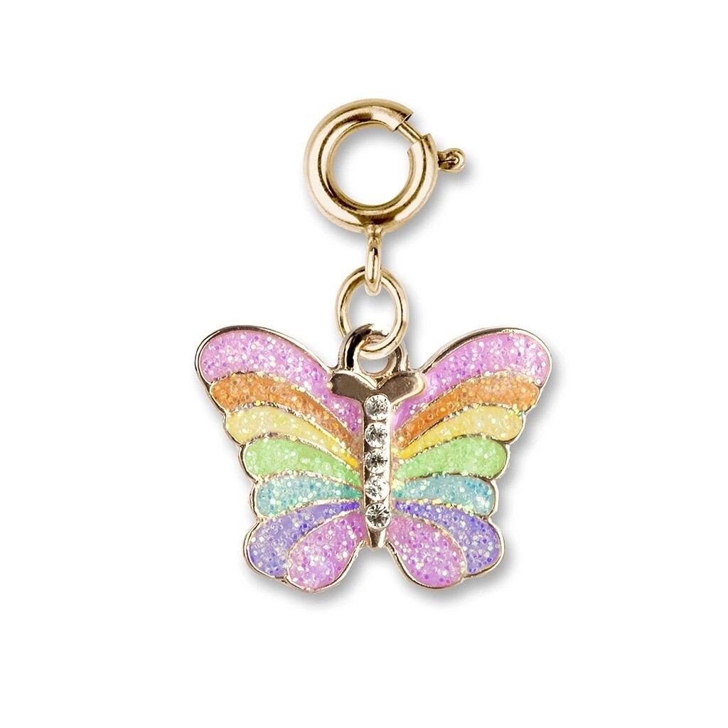 Charm It Gold Butterfly Charm CICC1320