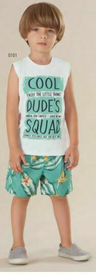 Up Baby Cool Dudes 2-PC Set