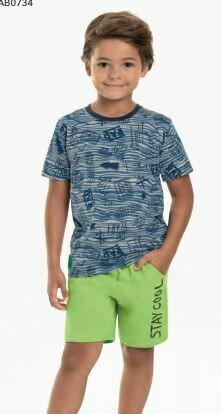 Quimby Cool Kid 2-PC SET