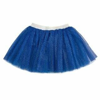 Sweet Wink Blue/Silver TuTu