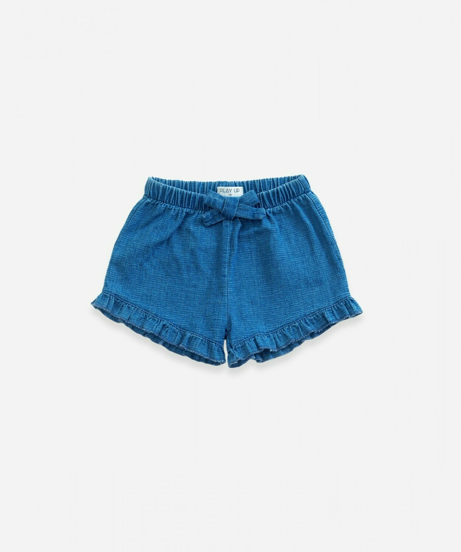 Play UP Shorts Denim 11704