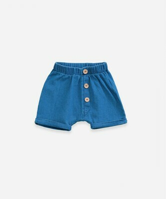 Play Up Short Denim 11706
