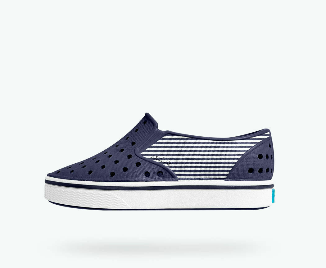 Native Miles Block Regatta Blue