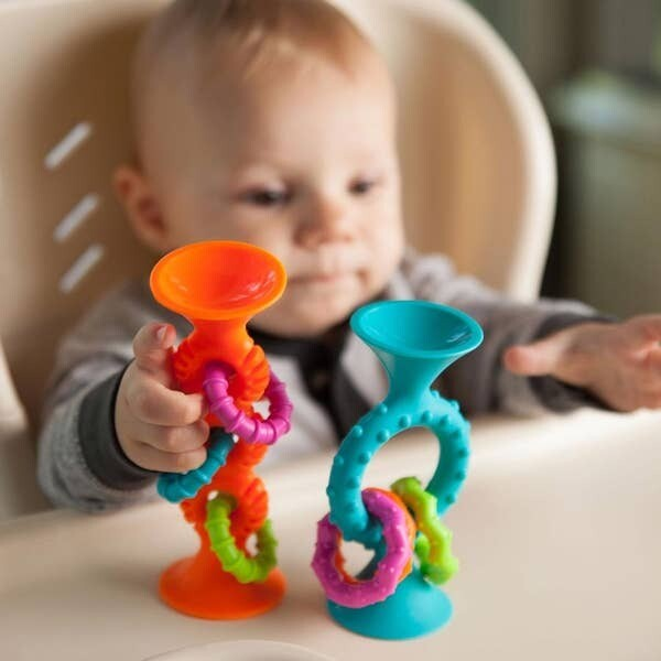 Fat Brain Toy Pip Squigz Loops