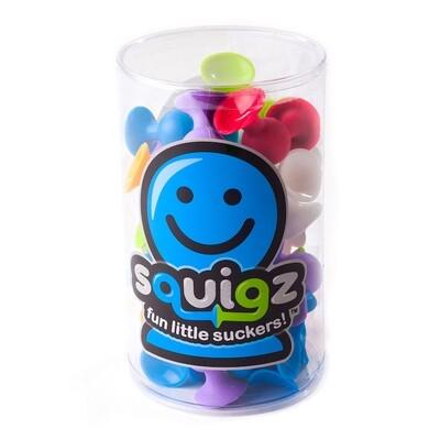 Fat Brain Toy Squigz 24-Pc Set