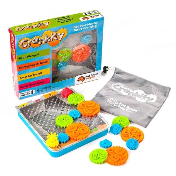 Fat Brain Toy Crankity