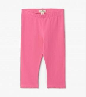 Hatley Pink Capri Leggings 1277