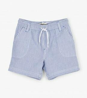 Hatley Blue Stripes Woven Shorts 1391