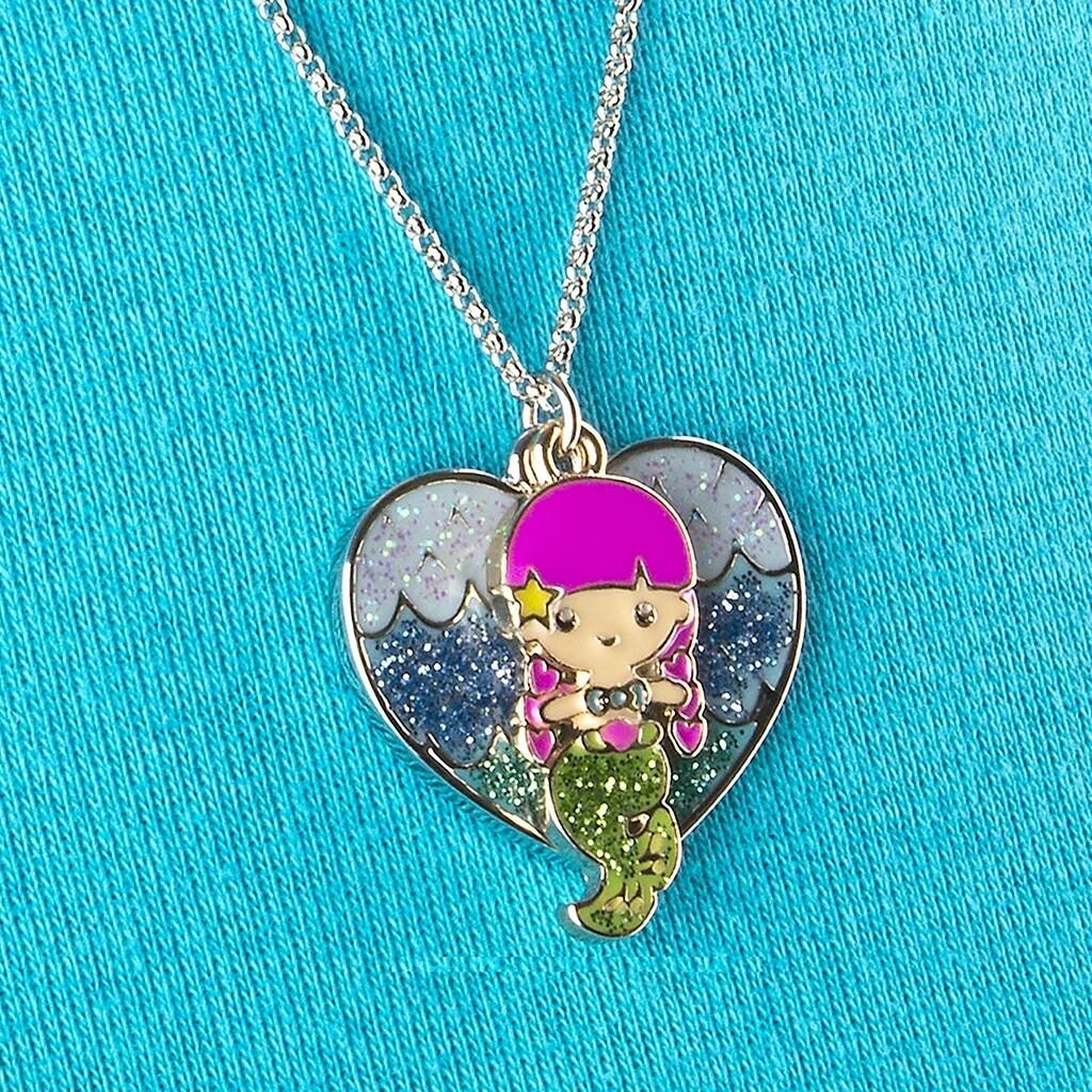 Charm It Mermaid Necklace CINC107