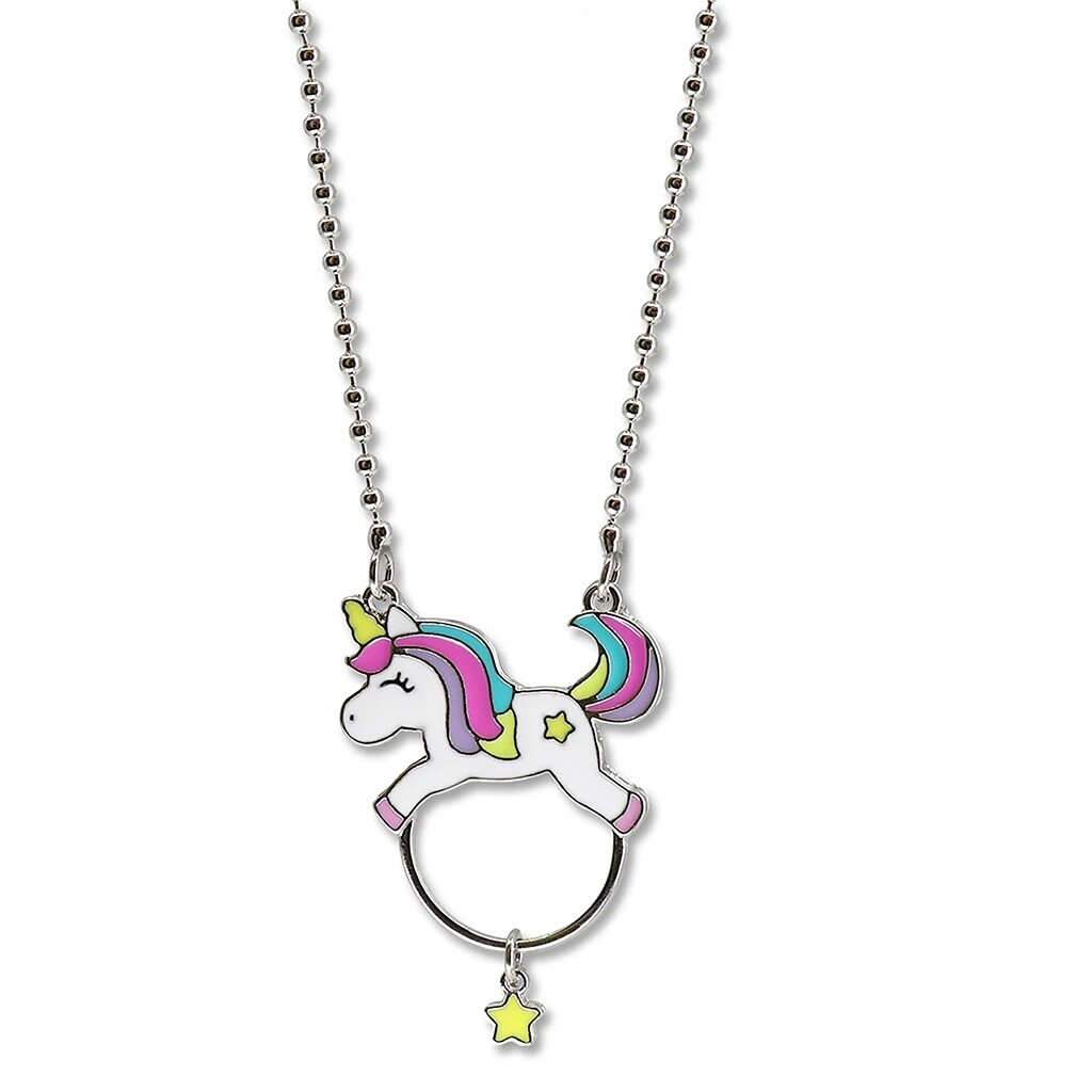 Charm It Unicorn Charm Catcher Necklace CIN310