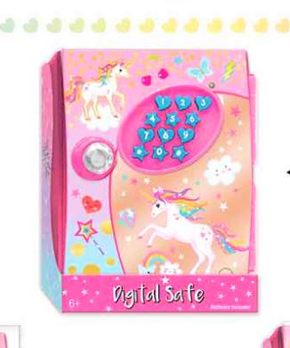 Hot Focus Digital Safe Unicorn 422N