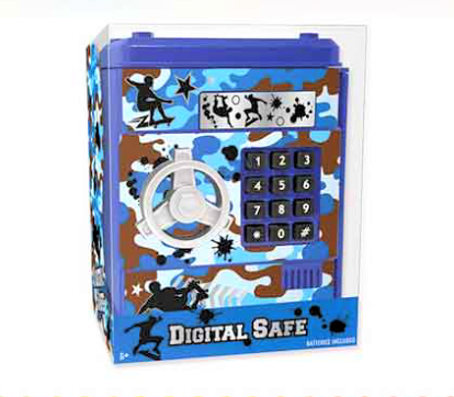 Hot Focus Digital Safe Camo 422C