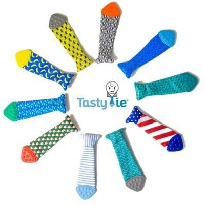 Tasty Ties- Baby Teething Ties